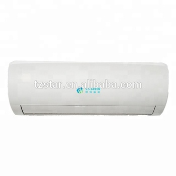 Hot sell DC 48V Solar split Air Conditioner,100% solar power air conditioning with 5 years warranty