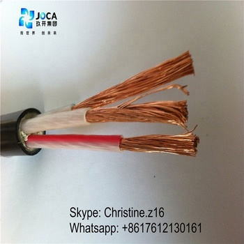High Quality Flexible Copper Control Cable Xlpe Insulation