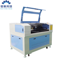 3d crystal laser engraving machine price rf-9060-co2-80w
