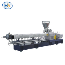 PP/PE/ABS/PVC Plastic Pellet Making Extrusion Machine/TPU/TPR Shoe Sole Granules Twin Screw Extruder