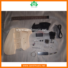 GK031 Wholesale Electric Guitar Kit Headless
