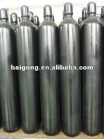 80 Supply ISO9809 refillable hydrogen gas cylinders,industrial gas cylinders