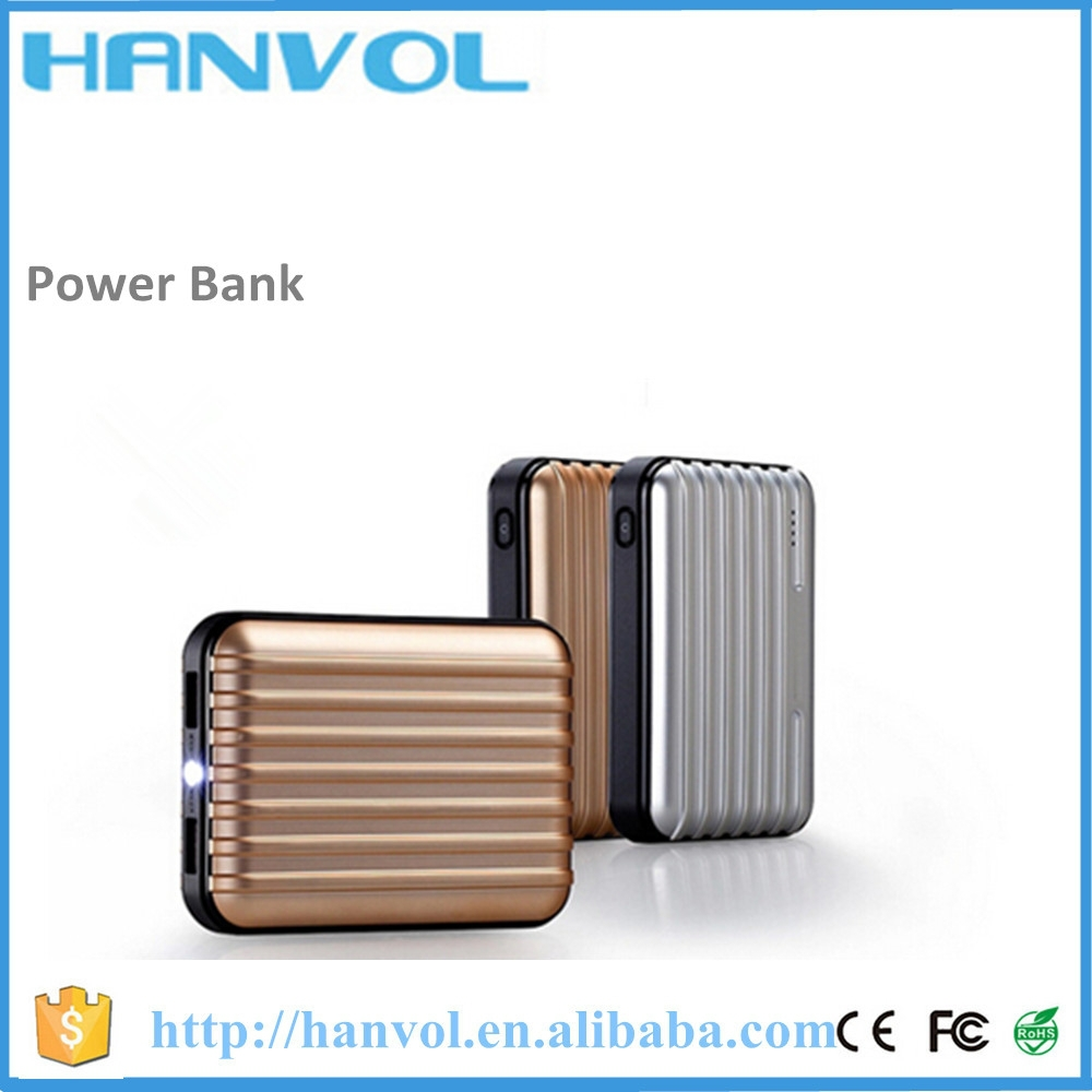 Universal portable bank power 8800 for All mobile phones for your trip power bank