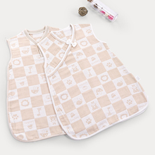 Newest Design sleeveless baby sleeping bag clothes