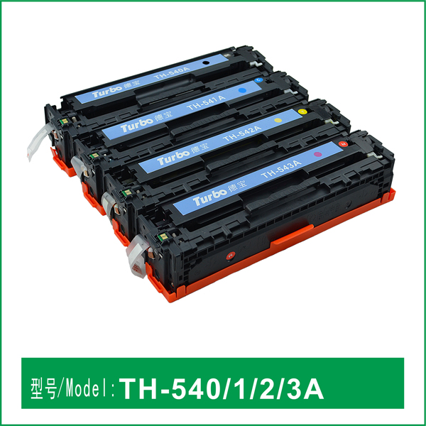 540A,541A,542A,543A New compatible toner cartridge with factory price for hp printers