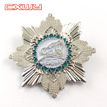 according to customer needs Customized metal pins and badges