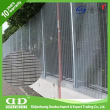 Hot selling galvanized welded wire fence panels with low price