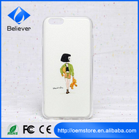 Individuality characters mobile phone shell case for IPhone 5s/6/6s/6plus phone shell