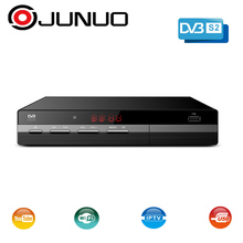 JUNUO set top box supplier next digital satellite receiver dvb-s2 usb tv stick set top box