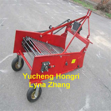 Smooth operation potato harvesting machine for sale