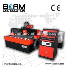 Big discount Professional cnc YAG mental laser cutting machine 600W for option BCJ1212