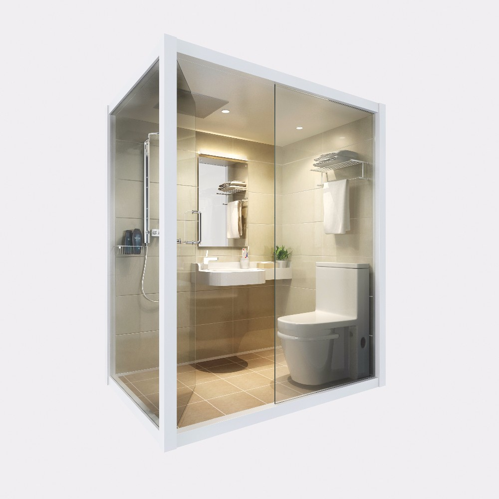 All In One Bathroom Honlley Luxury All In One Portable Shower Unitshower Toilet Unit