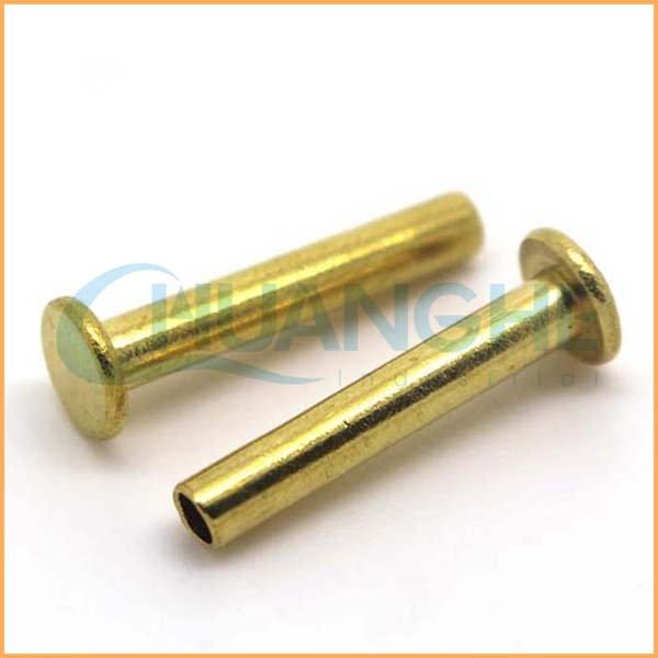Factory direct drawing brass rivet