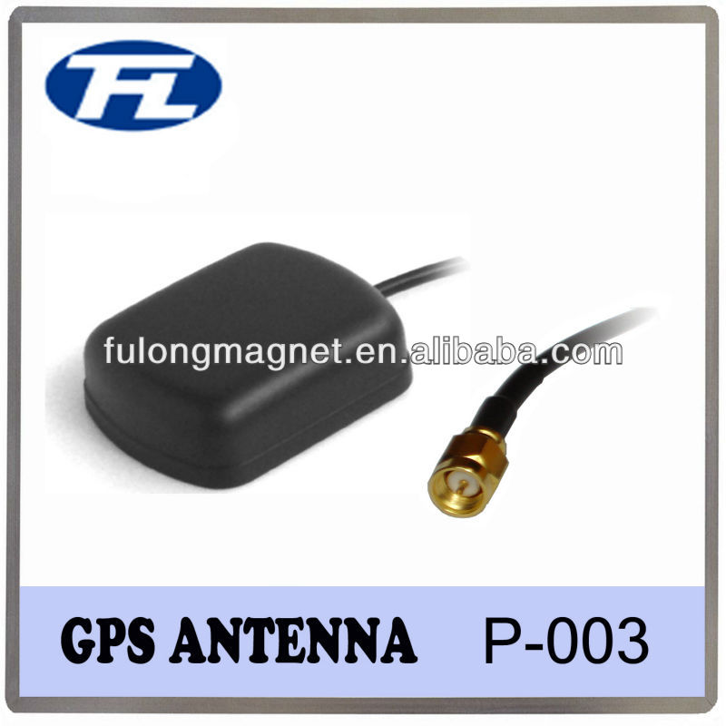 28dBi Car GPS antenna for car with ceramic patch GPS antenna System Made in China