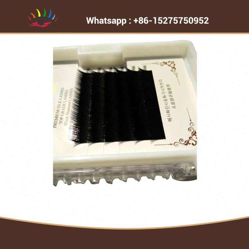 Private Label Eyelash Extension,Individual Eyelash,Loose Lashes 0.07mm CC curl