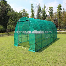 Wholesale aluminum sunny room greenhouse project aluminum family garden house