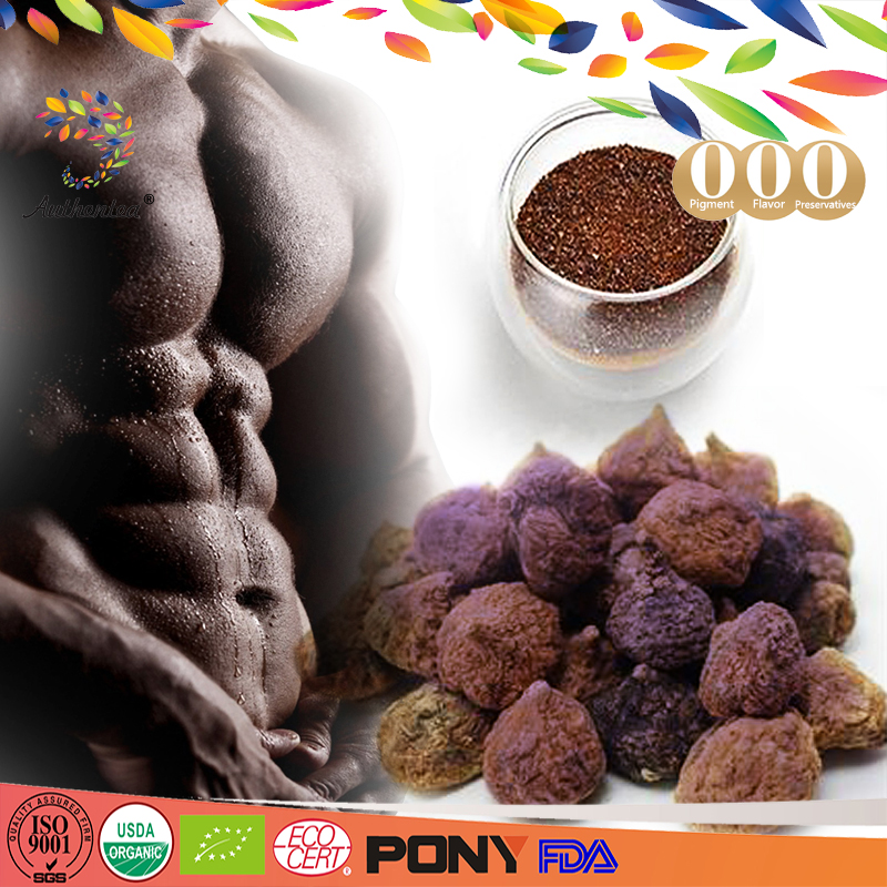 Authentea Patent Technology Pure Organic herbal maca extract for penis enlarge With Customized Package