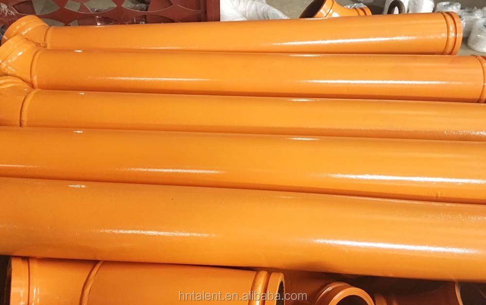 concrete pump wear resisting pipe elbow 40 degree Chinese providers