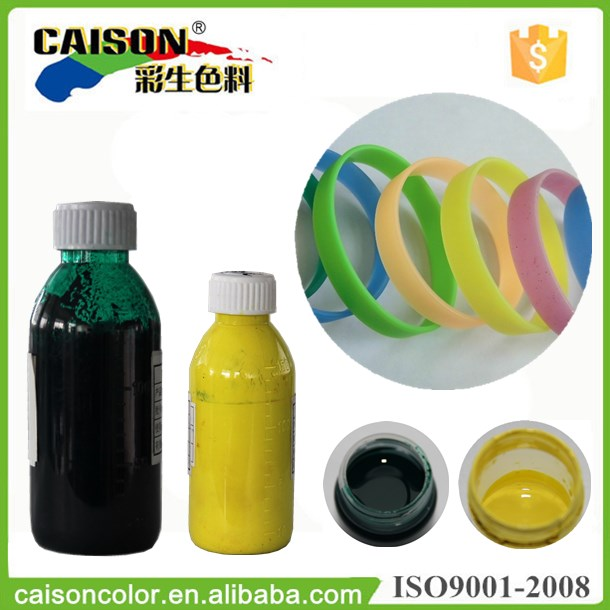 liquid Latex hand ring pigment color paste for printing