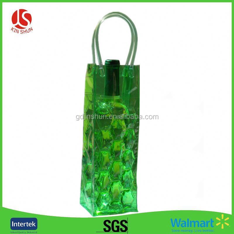 customized reuzeble and foldable plastic travelling wine beer packaging spout pouch bag