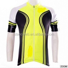 specialized custom Handsome Man's Sportswear Quick Dry Breathable cycling jersey