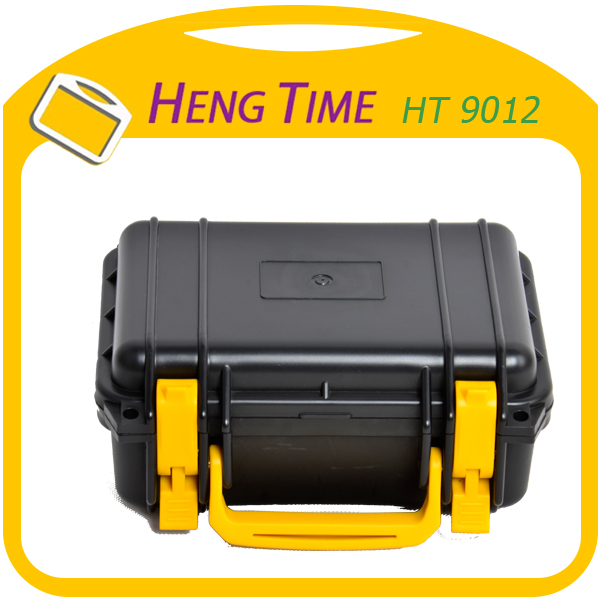 Most Popular Big Space Handle Hard Plastic Tool Box With Wheels and Foam