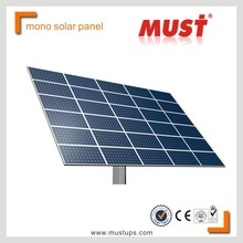 PV solar panel supplier mono high quality 80w solar modules