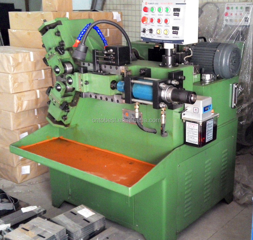 pipe thread forming machine automatic thread rolling machine price