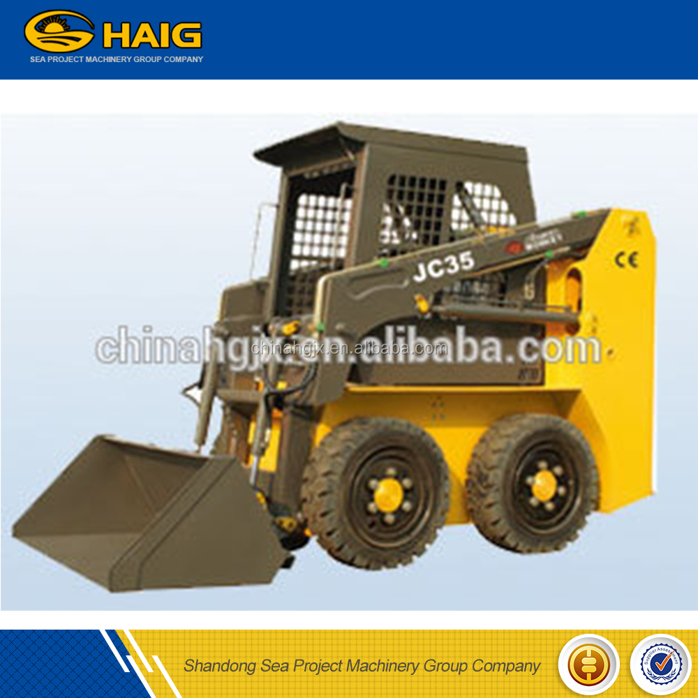 JC45G/JC65G Mini skid steer loader for sale