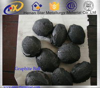 Graphite nodule recarburizer / carburant