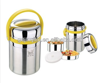 hot sale keep food warm /vacuum stainless steel food container