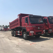 SINOTRUK Good Quality Brand Heavy Duty Euro2 30-40 Ton Lorry Dump Truck