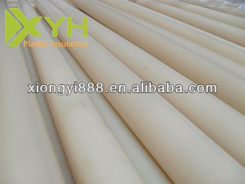 teflon molded rod threaded teflon rod nylon teflon rods