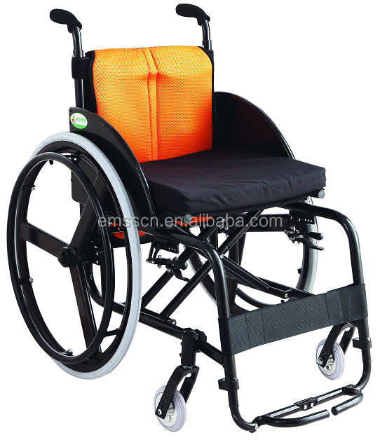 Simple wheelchair new style