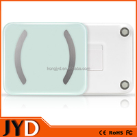 JYD-FIT01 2015 New Tempered Glass Bluetooth Type of Weight Scale