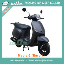 New 125cc scooter pioneer natural gas motorcycle naked Euro4 Euro 4 EEC COC Scooter Maple-2 (50cc, 125cc)