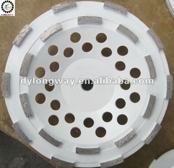 diamond segmented wheel