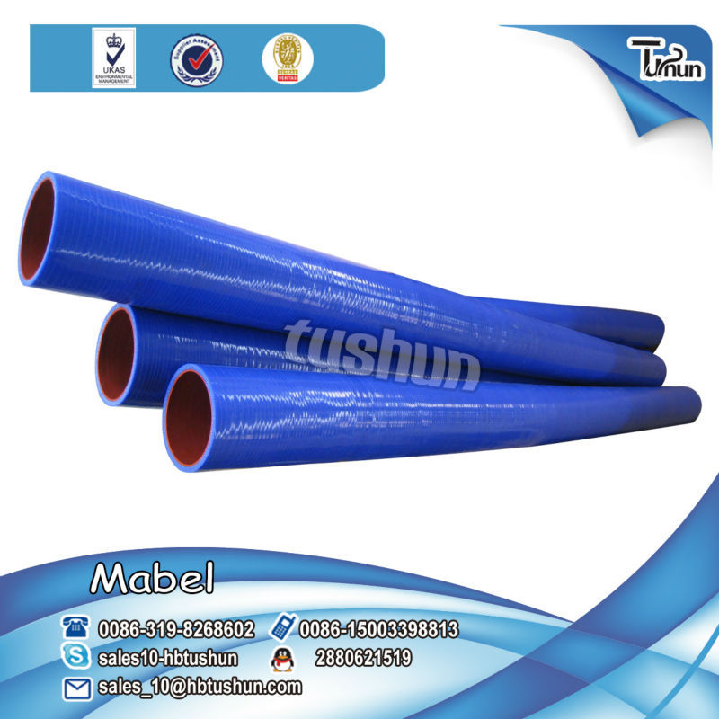 2014 hot sell yellow/black/white/orange/blue/red 60mm 2 meter silicone <strong>hose</strong>
