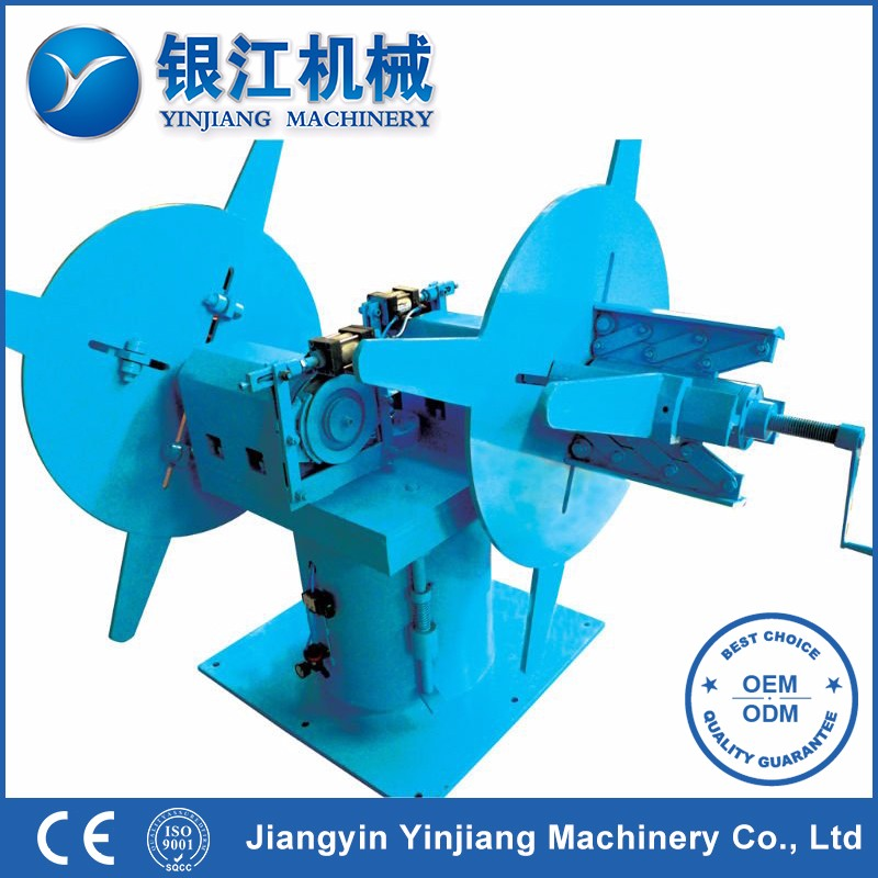 Hot Product Manual Double Head Uncoiler
