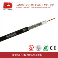 RG11 Quad Shield Siamese Coaxial Cable 150m Roll