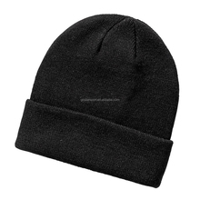 Thermal Fleece Beanie Double Knitted Mens Golf <strong>Hat</strong>