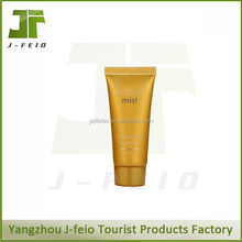 liquid soap raw material with mini tube packaging, luxury shampoo bottles for travel