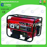 Easy Used Small Diesel Generator for Sale 2kw single cylinder generators