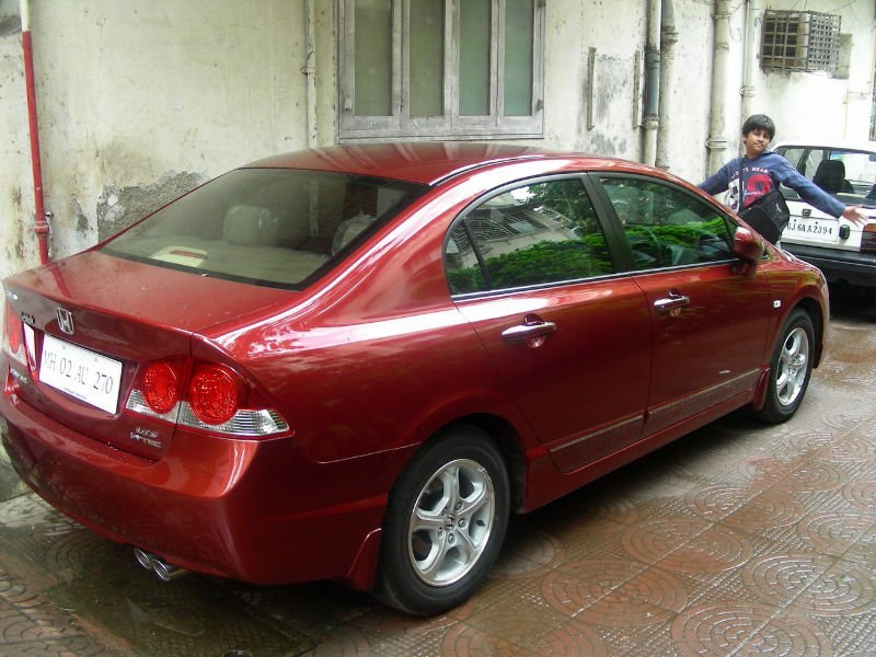 Sparingly Used Honda Civic car