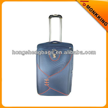 "20""/24"" trolley luggage bag"