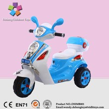 2016 New Design Ride on Plastic Toy Motorbike