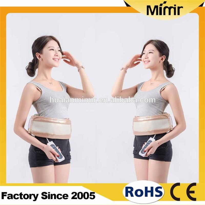 Fast extreme weight loss slimming belt vibration loss machines for woman with CE&ROHS
