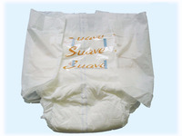 High quality super absorbency fitted and sexy adult diaper pants