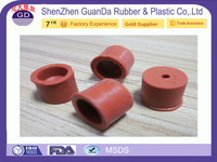 Customized high quality Abrasion-Resistant auto car rubber bushing pipe fitting vibration damper