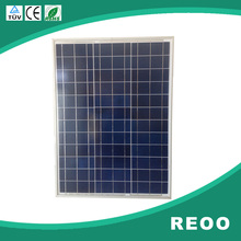 REOO mono cystalline solar panel high quality lower investment